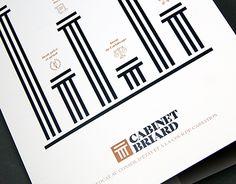 Briard, Behance Portfolio, Graphic Design, Cabinet, Corporate Design, Clothes Stand, Closet, Cabinets, Cupboard