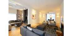 Interieur villa Willemsparkbuurt Couch, Bed, Furniture, Home Decor, Settee, Decoration Home, Sofa, Stream Bed, Room Decor