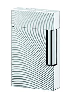 S.T. Dupont Ligne 2 Lighter - Model    016507 - Geometric Decor