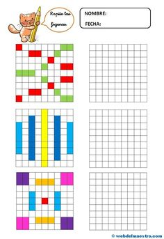 Motricidad fina-11 Dyslexia Activities, Occupational Therapy Activities, Toddler Learning Activities, Preschool Worksheets, Preschool Activities, Teaching Kids, Visual Perception Activities, School Frame, Grande Section