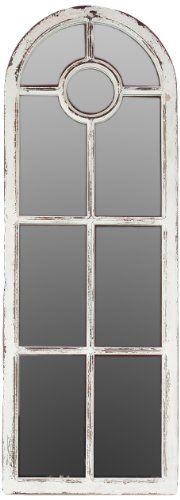 Wooden Wall Mirror with Arched Top Window Design Distress... https://www.amazon.com/dp/B00FN6QZ5U/ref=cm_sw_r_pi_dp_x_BuxqzbA9HEXTX