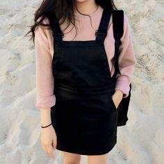 ad1aa998 Pinterest - CitySlut Korean Spring Fashion Street Styles, Korean Outfit  Summer, Korean Style Dress