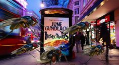 Insectipids by June Gundlack featured at Look 4 Books www.look4books.co.uk