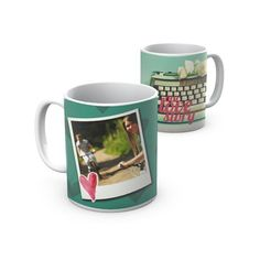 Escreve a tua história de amor numa caneca! Write your love story in a mug!