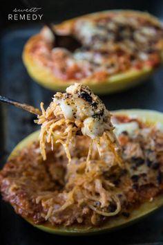 Spaghetti-Squash-Lasagna-Bowls