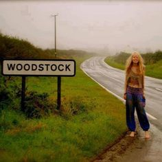 Woodstock 1969.....and the year I turned 21!!! ...and I met my future husband.  It was a very good year!