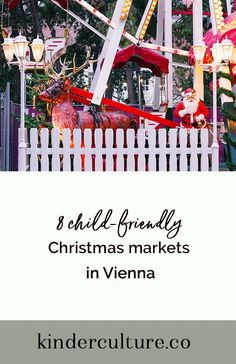 Vienna's picture perfect Christmas markets are not just for adults. Your family can enjoy these eight child-friendly Christmas markets. Vienna Christmas, Christmas Markets, Christmas 2016, Xmas, Christmas Tree, Child Friendly, Innsbruck, Zurich, Parenting