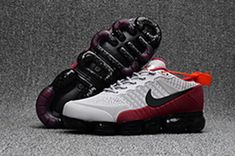 4782b56d7f Wholesale Cheap Nike Sportwear Air Max 2018 Mens Grey Wine Red Black Shoes  are on promotion now, so you can make a choice to find which style of Nike  Air ...