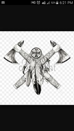 Hawk tat