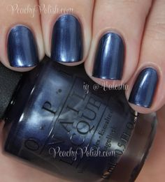 OPI 7th Inning Strrretch | Major League Baseball Collection | Peachy Polish