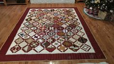 Farmers Wife Quilt 1920