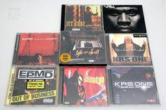 8x US HIP-HOP Rap 1990s Old School MIX - cyan74.com vintage and pop culture