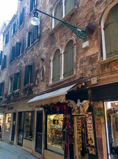 Venezia calle frazziaria