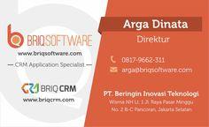 BRIQ Software - Business Card