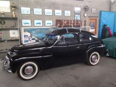 1953 Volvo PV 444 Maintenance/restoration of old/vintage vehicles: the material for new cogs/casters/gears/pads could be cast polyamide which I (Cast polyamide) can produce. My contact: tatjana.alic@windowslive.com