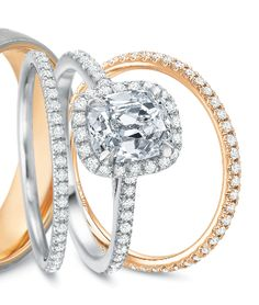 Find your Perfect Engagement Ring.  ��������������Shop with Confidence.