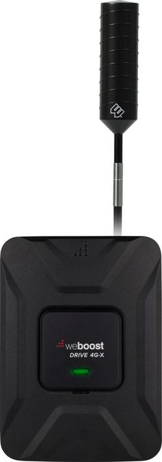 weBoost - Drive 4G Cell Phone Signal Booster - Black
