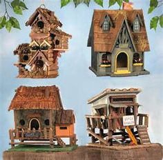 I love small house models of all kinds