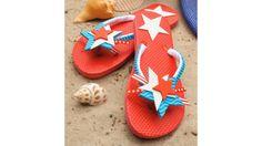 July 4th Flip-Flops