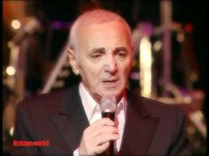 "VIDEOS MUSICALES - ""ET POURTANT"" POR CHARLES AZNAVOUR YouTube"