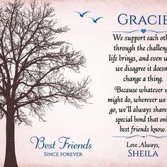 Sister Gift  Sister Poem Gift  Sister Print  Christmas Gift | Etsy