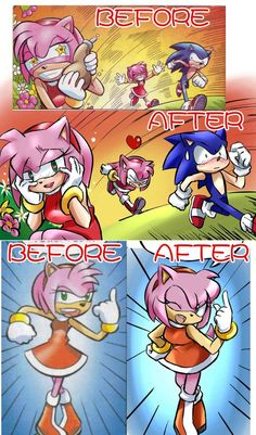 Amy Rose that sweet pussycat Sonic Funny, Sonic 3, Sonic And Amy, Sonic And Shadow, Sonic Fan Art, Amy Rose, Sonic Project, Sonic Videos, Tails Doll