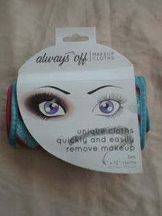 Always Off Makeup Cloths Review ( The Original Make Up Eraser Dupe) Makeup Eraser, Make Up Dupes, Beauty Dupes, Beauty Stuff, Makeup Remover, Makeup Junkie, Makeup Addict, Makeup Ideas, Cloths