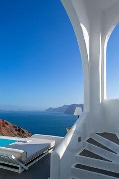 Summer in Blue - Oia, Santorini