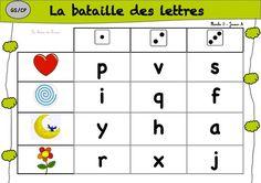 La bataille des lettres