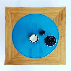 Bergsee Couchtisch / coffee table #coffeetable #Design #woodfurniture #lava #lavastone #couchtisch #oakwood  #moderndesign #furniture by deutsu_studio