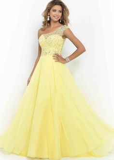 astonishing 2015 Daffodil One Shoulder Beaded Chiffon A Line Prom Dress [Blush 9946 Daffodil] - $203.00 : Prom Dress 2015 Online,Under 200 Dresses For Homecoming by Jasmine in Retroterest. Read more: http://retroterest.com/pin/2015-daffodil-one-shoulder-beaded-chiffon-a-line-prom-dress-blush-9946-daffodil-203-00-prom-dress-2015-onlineunder-200-dresses-for-homecoming/