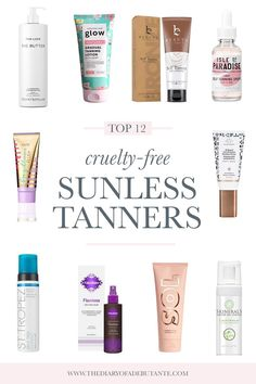 Best Cruelty Free Skin Care, Cruelty Free Makeup, Self Tanner For Face, Best Self Tanner, Best Tanning Lotion, Skincare Dupes, Natural Beauty Tips, Face And Body, Beauty Products