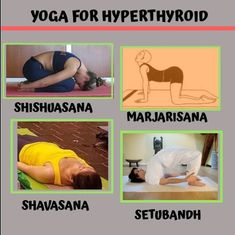 FIGHT THYROID COMPLICATIONS WITH THESE-TOP 15 YOGA FOR THYROID Thyroid Gland, Weight Gain, Anxiety, Yoga, Thyroid, Yoga Tips, Yoga Sayings