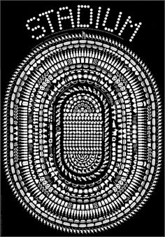 webesteem art & design magazine : Lance Wyman — Designspiration