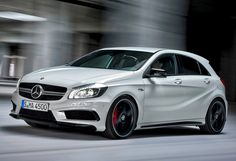 Amazing Mercedes-Benz A 45 AMG Picture HD Wallpapers