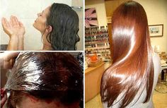 Apply this homemade mask on your hair and wait 15 minutes. The Effects Will Leave You Stunned! Post Previous All women desire to have beautiful hairs that will always make them look gorgeous, but hair care may seem very delicate. Each of the hairs has a Homemade Mask, Tips Belleza, Shiny Hair, Hair Care Tips, Damaged Hair, Gorgeous Hair, Amazing Hair, Hair Loss, Hair Hacks