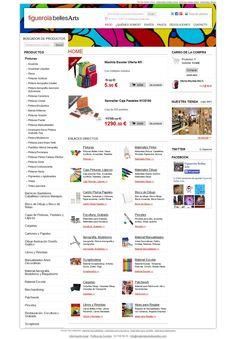 La #tienda online materialesbellasartes.com es el site referente de los amantes de las #manualidades, la #decoaración y el #Diy.