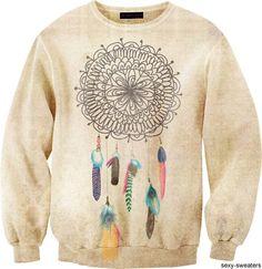 Dreamcatcher sweater. gimmie