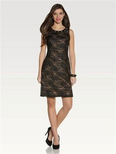 Jewel Neck Overlay Shift Dress Overlays, Jewels, Formal Dresses, Style, Fashion, Latest Fashion, Dresses For Formal, Swag, Moda
