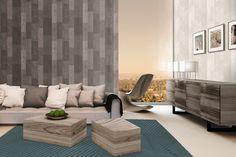 Tapety Titanium v urban štýle | DIMEX