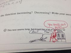 haha how i feel when time's up and i didn't finish the last question