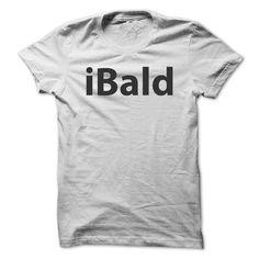 iBald - iPod Parody T Shirt, Hoodie, Sweatshirt