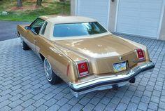 1977 Pontiac Grand Prix Model LJ