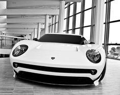 Lamborghini Miura concept...