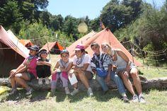 En Campamento Anual - Lago Moreno 2012 -