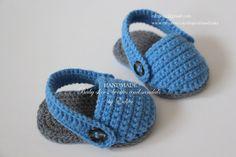 Sale. Crochet baby sandals baby slippers summer por editaedituke