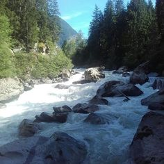 #Wellerbruecke #Achstuerze #Ache #Oetztal #Urlaub #wanderlust #tirol #30Minuten vom miemingerplateau #Aussicht Aktiv, Wanderlust, River, Photo And Video, Outdoor, Instagram, Vacations, Outdoors, Rivers