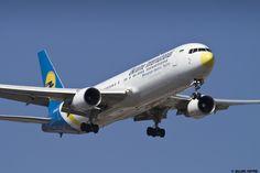 Ukraine International Airlines Boeing 767-322/ER