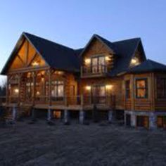 1000 images about house additions on pinterest ranch for Log home addition