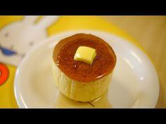 厚焼き ホットケーキ Thick Pancake ぶあつい パンケーキ - YouTube